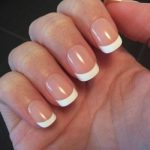 Test faux ongles french