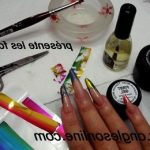 Test nail art boutique en ligne