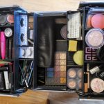 Test valise a maquillage