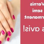 Avis vernis uv semi permanent