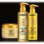 Test shampoing l oreal mythic oil