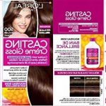 Comparatif shampoing foncer cheveux