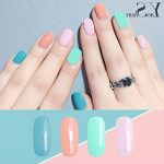 Comparatif ongle en gel uv