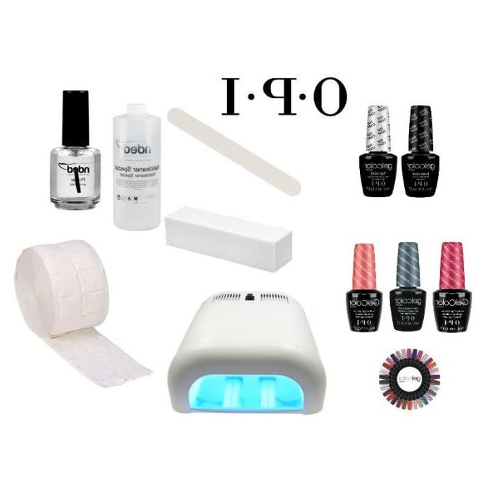 Avis Kit Complet Vernis Semi Permanent