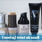 Comparatif meilleur base maquillage