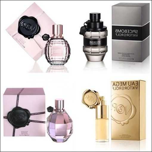 Guide D'achat Parfum Viktor And Rolf