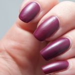 Test vernis semi permanent mat