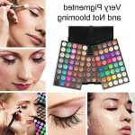 Comparatif yeux marrons maquillage