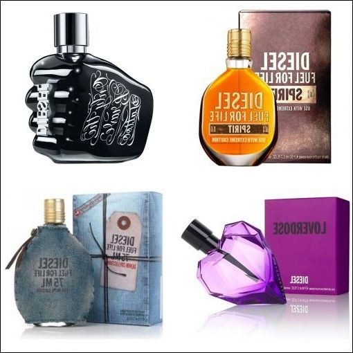 Guide D'achat Diesel Parfum Only The Brave