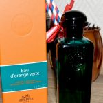 Test eau d orange verte