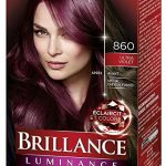Comparatif coloration cheveux violet