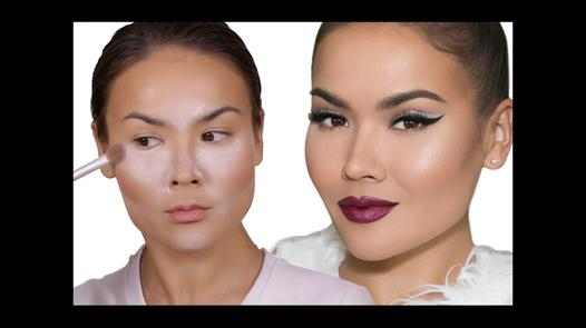 comparatif highlight maquillage