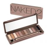 Comparatif palette maquillage naked