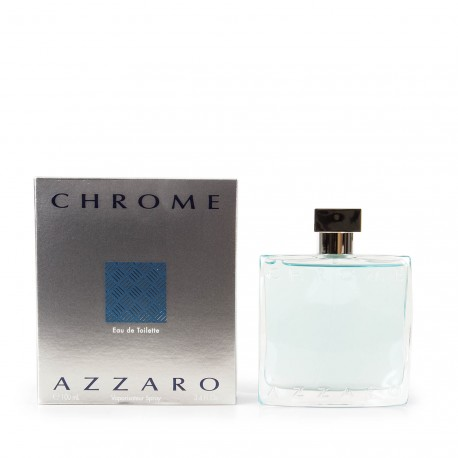 guide dachat azzaro chrome 100ml