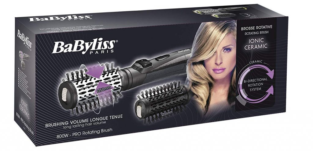 guide dachat babyliss brosse rotative