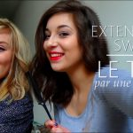 Test extension cheveux swift