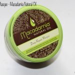 Test masque macadamia oil