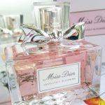Test miss dior cherie blooming