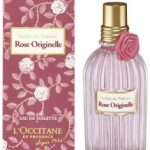 Test parfum à base de rose