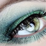Guide d'achat maquillage yeux verts marron