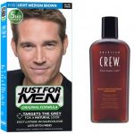 Guide d'achat shampoing colorant homme