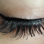 Test colle faux cils