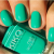 Test vernis a ongle vert
