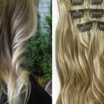 Comparatif cheveux extension clip