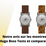 Comparatif hugo boss orange