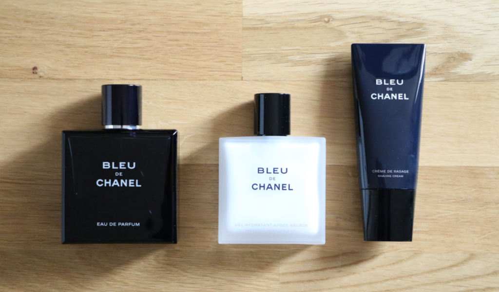 test coffret parfum chanel