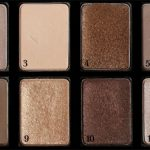 Test palette yeux nude