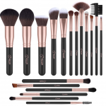 Test set pinceaux maquillage professionnel