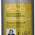 Test shampoing pour cheveux blonds meches