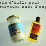 Guide d'achat bain huile cheveux