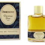 Test miniature parfum dior