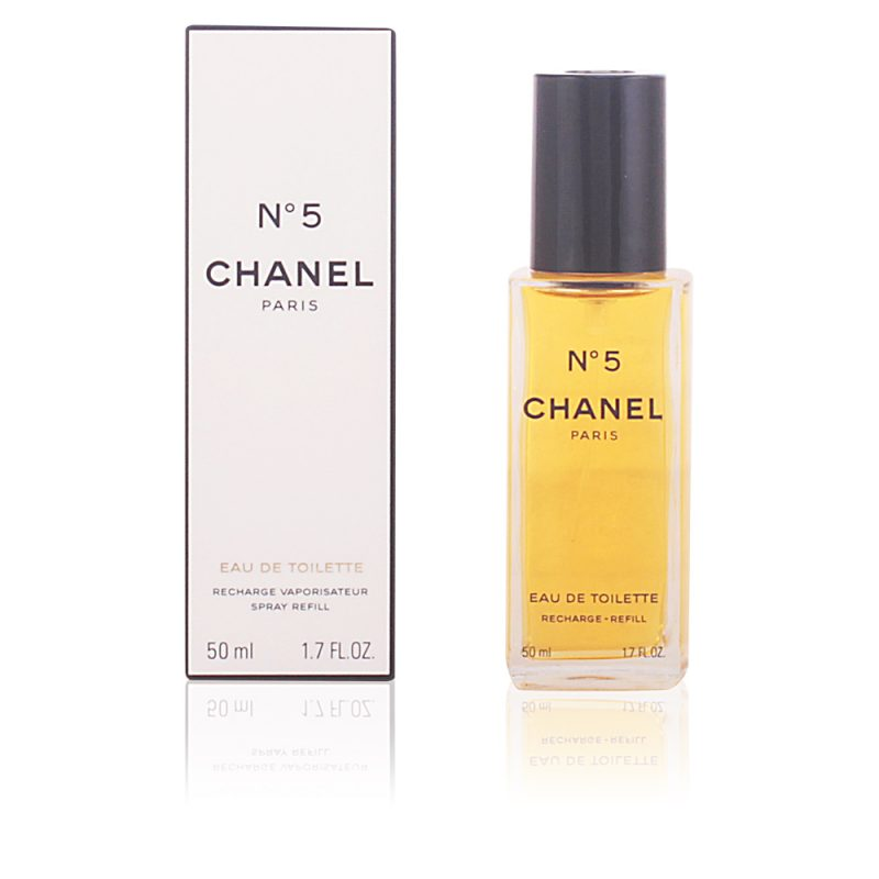 test recharge chanel n 5