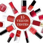 Test vernis ongles