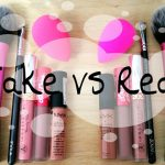 Comparatif gloss maquillage