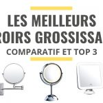 Comparatif miroir portable