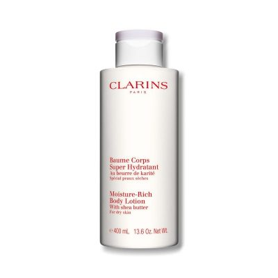 guide dachat baume corps super hydratant clarins