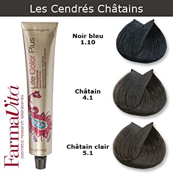 guide dachat couleur cheveux chatain cendre
