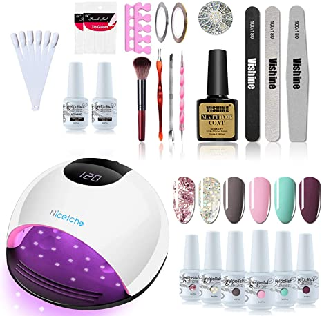 guide dachat ongles gel uv