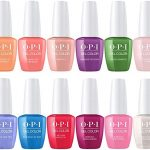 Guide d'achat opi gel color