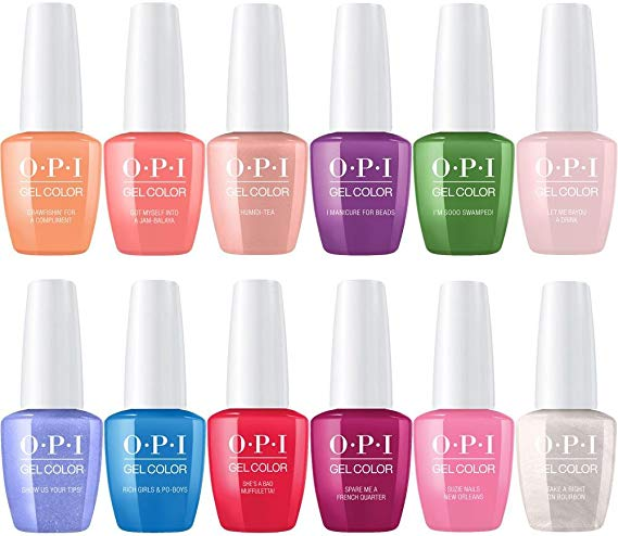 guide dachat opi gel color