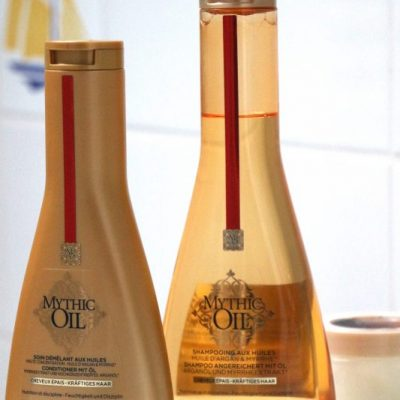 test gamme mythic oil