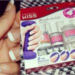 Test gel faux ongles