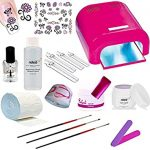 Test kit manucure gel uv complet