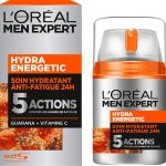 Test l oreal men cream