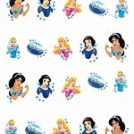 Test stickers ongles disney