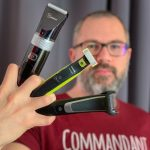 Test tondeuse barbe corps